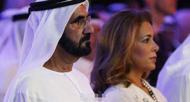 酋长下令绑架前妻和女儿 迪拜王妃带孩子逃到欧洲