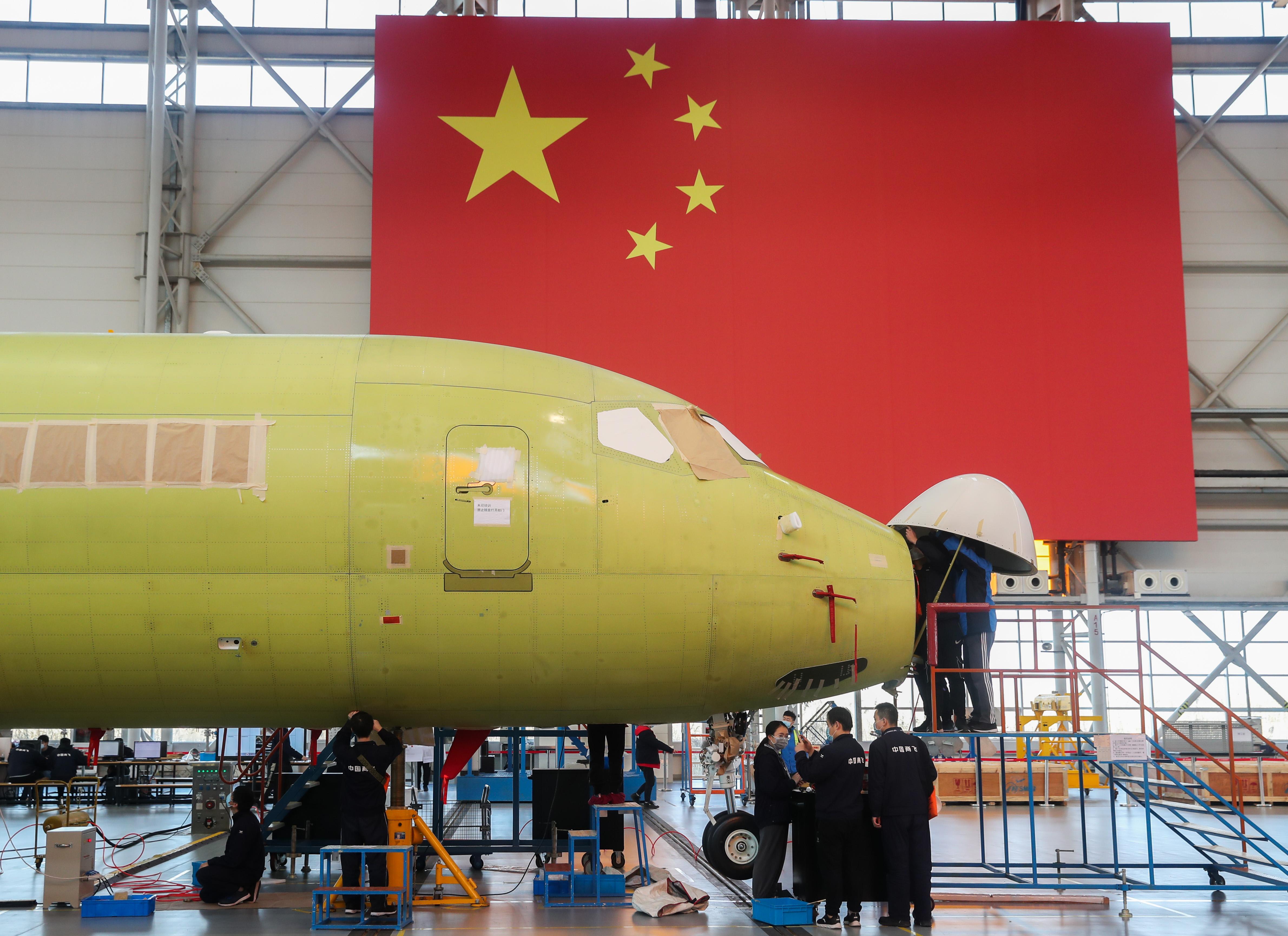 上海飞机制造厂的简介