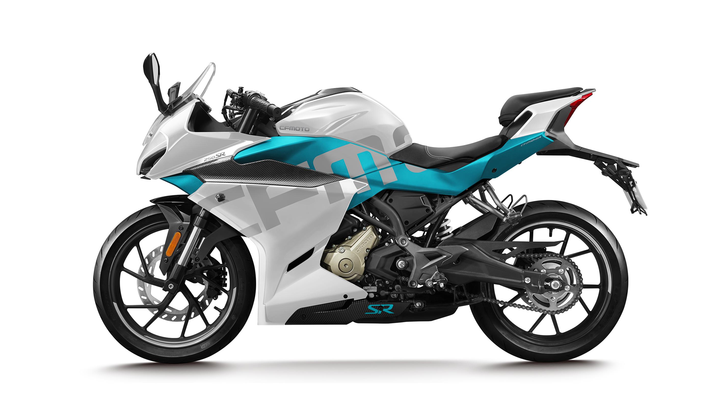 理|    春风250sr摩托车之高低两个配置的区别   春风250sr高配版   春风250sr高配版   仪表区别   低配