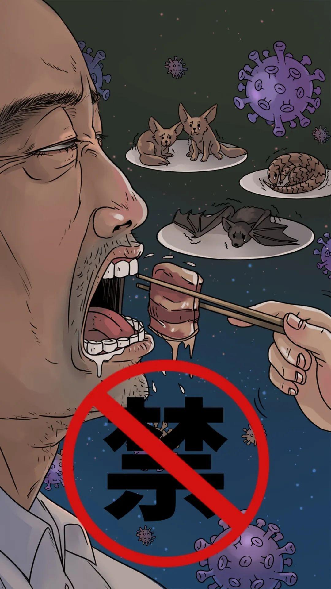 永安全面禁食禁售野生动物,违反者将面临重罚!