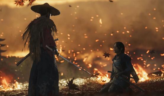 《对马岛》发售日公布男人的浪漫就是居合斩武士题材游戏盘点