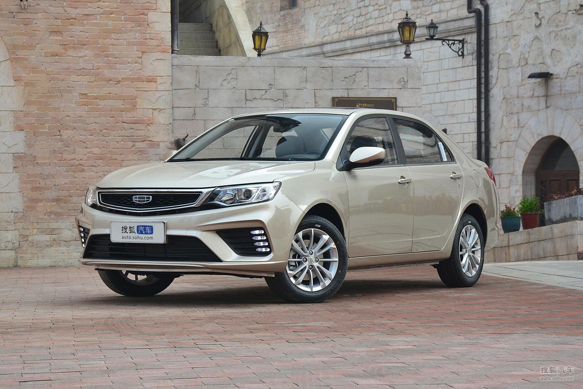吉利视觉新车型上市价格在4990-5990万元