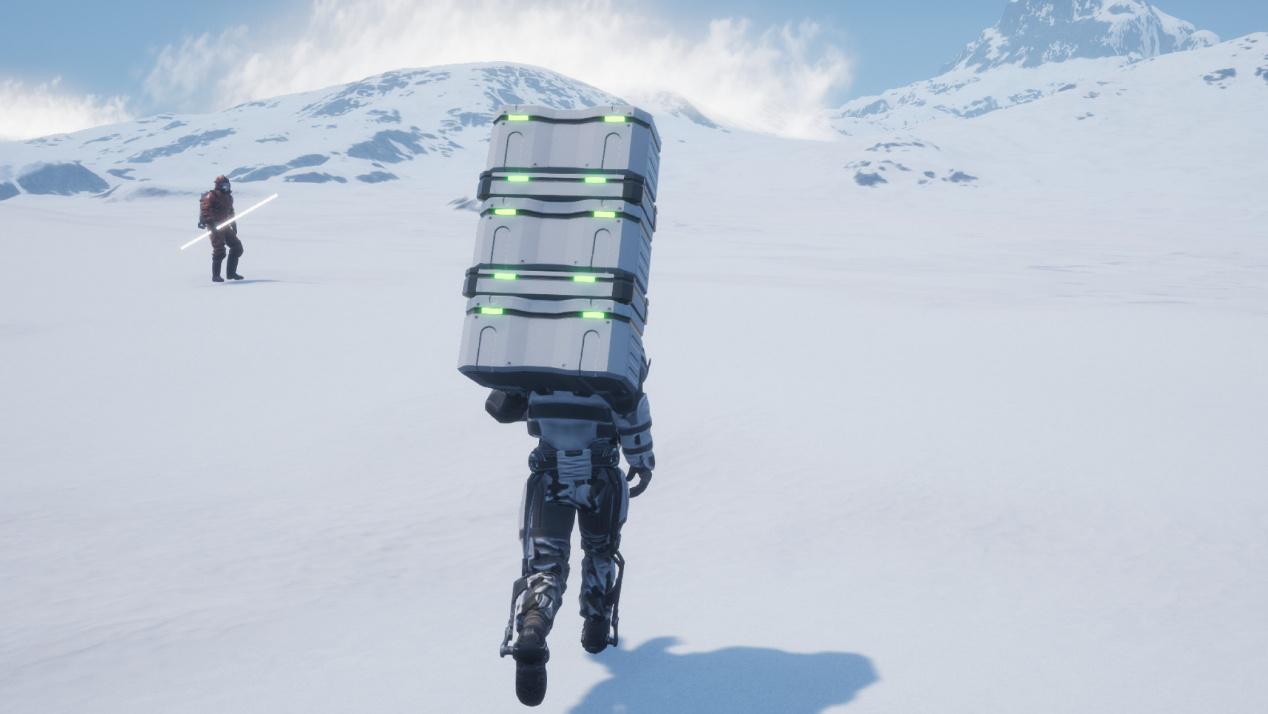 模拟《死亡搁浅》?一款免费的《步行模拟器》在Steam获得特别好评