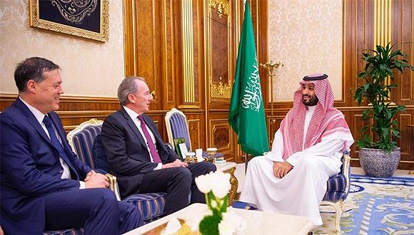 """沙特三名王室高级成员涉""""叛国""""被捕,包括国王弟弟和前王储"""