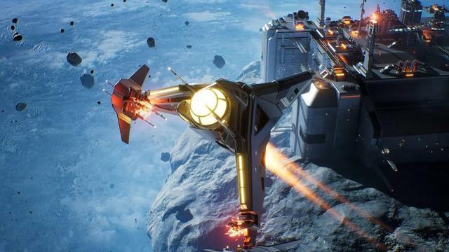 《永恒空间2》SteamEA版跳票为了避开《赛博朋克2077》