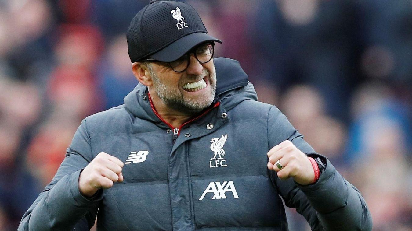 利物浦距英超首冠还差3胜 曼联若帮忙或本月登基