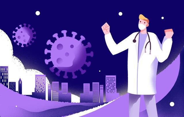 如果放任新冠病毒不管,人类是否会不战而胜?看看医学专家怎么说
