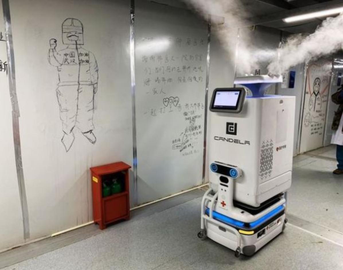 原创雷神山机器人大显身手,疫情结束后他们会退休吗?