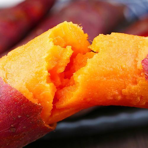 红薯、紫薯富含膳食纤维,可以润肠通便,但2种错误吃法要避免