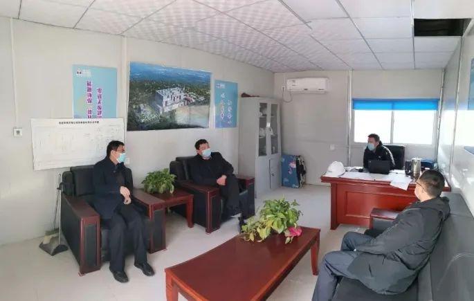 【时政新闻】长清区首家以村集体为主体成立的劳务派遣公司正式营业