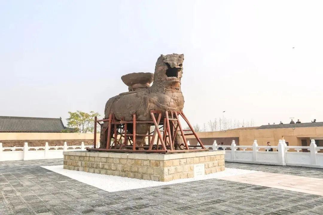 文旅沧州 关于沧州这只 铁狮子 的传说,你听过吗