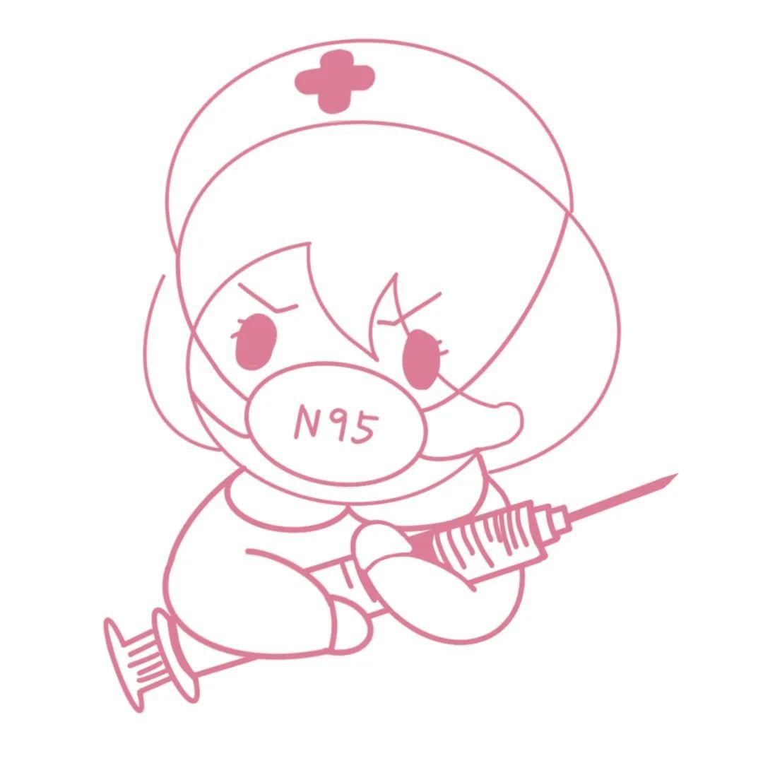 央美抗击疫情 艺术学子怀大爱 丹青助力战 疫 情 简笔画篇 一