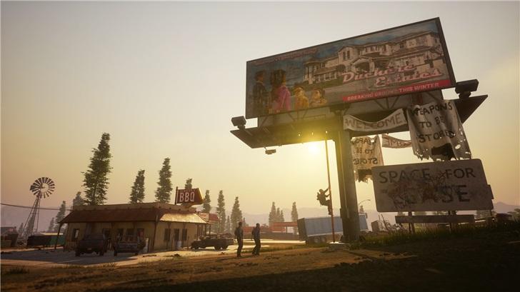 《腐烂国度2》3月14日登陆Epic:可跨平台联机,支持中文_游戏