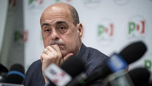 意大利民主党领导人感染新冠病毒,正在家隔离