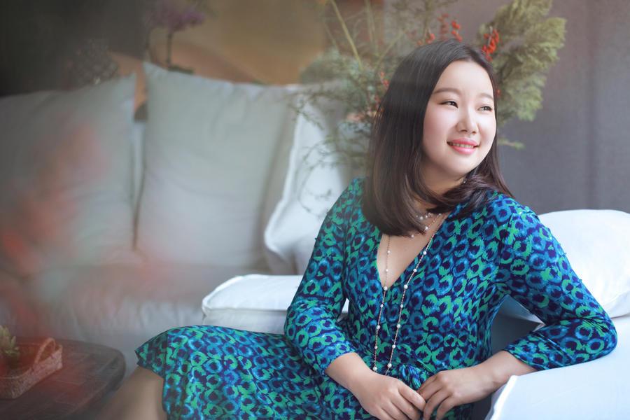 <b>蜜芽刘楠:艰难就像打怪升级,回头看不必耿耿于怀</b>