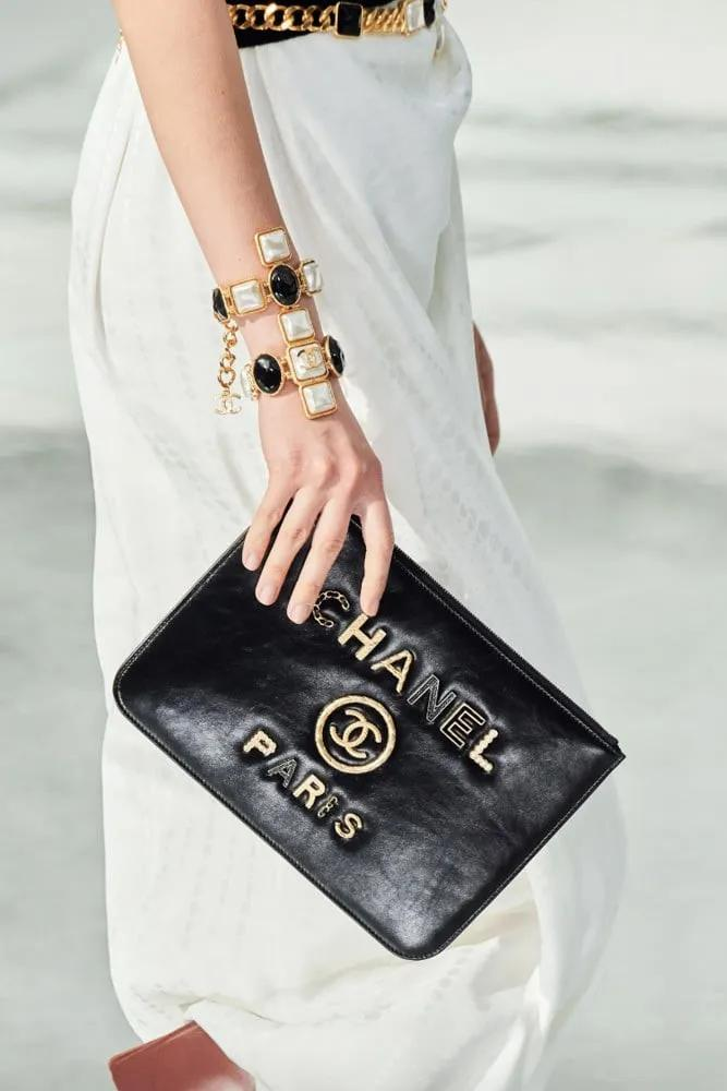 香奈儿Chanel2020秋冬秀中包袋近距离一览