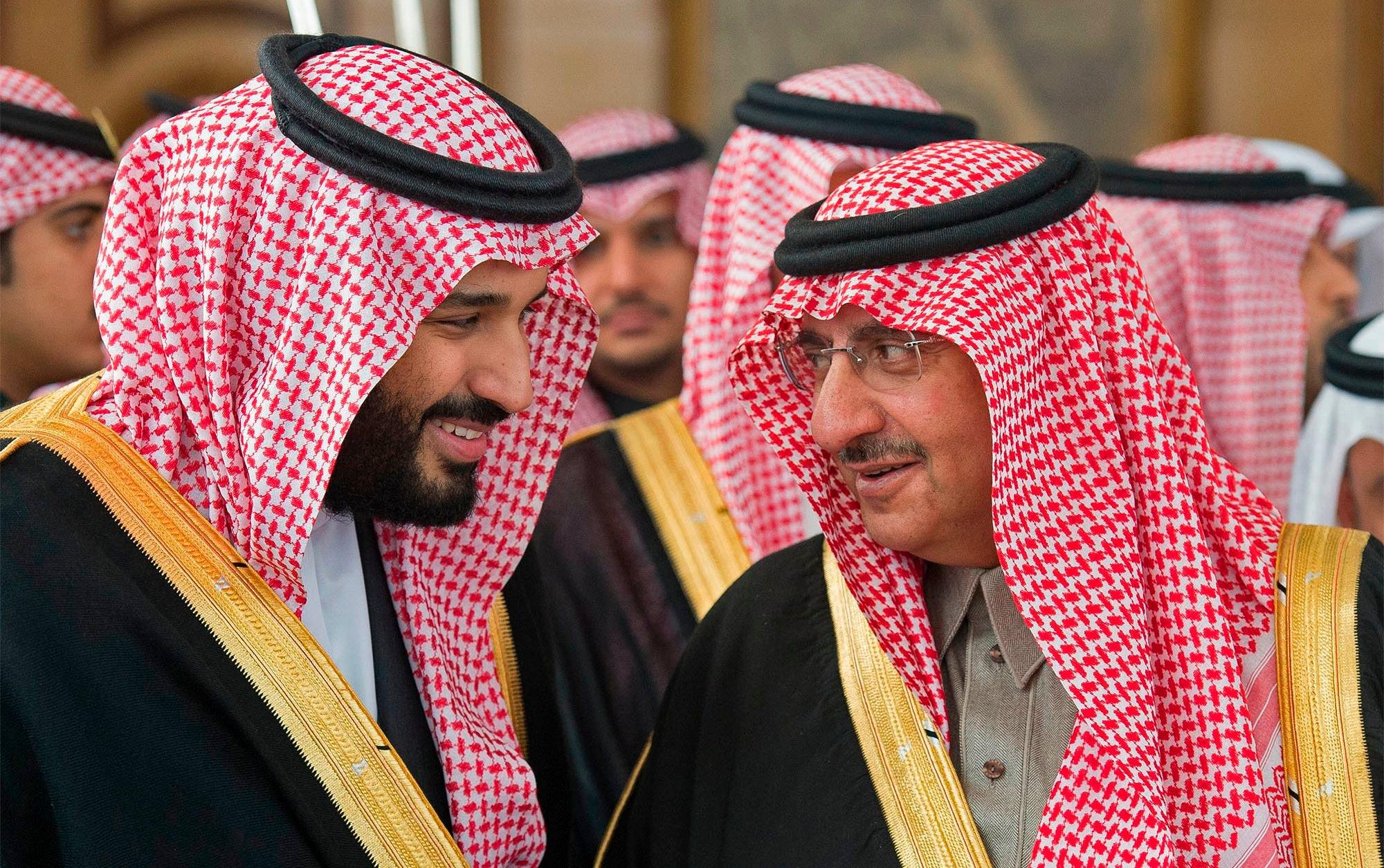 沙特四名王室成員被捕,包括前王儲與國王弟弟