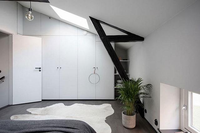 复式公寓装修样板房 利用率超高居住体验特别棒
