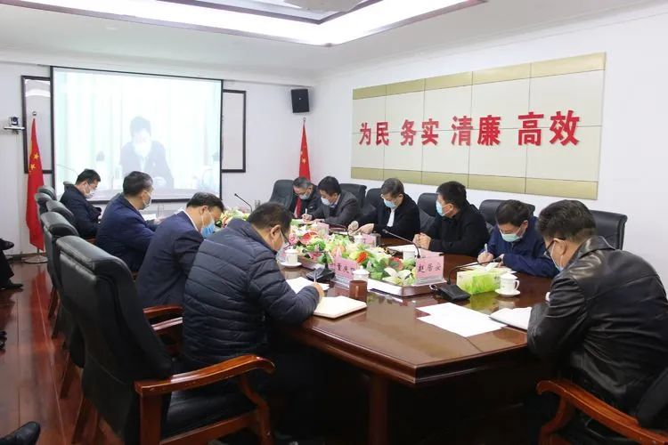【时政新闻】赵居安:坚定信心狠抓项目建设促进经济社会平稳健康发展
