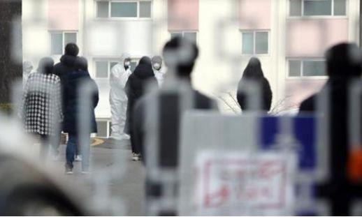韩国79.4%新冠确诊病例属集体感染,4482例与新天地教会有关