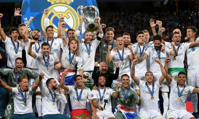足球史上最豪华的6支球队:皇家马德里上榜,最后一支已经买不到