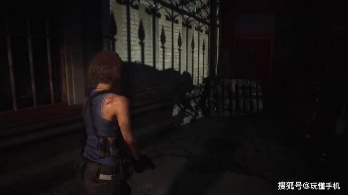 PlayStation官方发《生化危机3:重制版》对比视频:画面提升明显