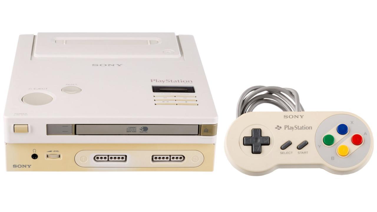 拍下任天堂PlayStation原型机土豪现身!想开游戏机博物馆