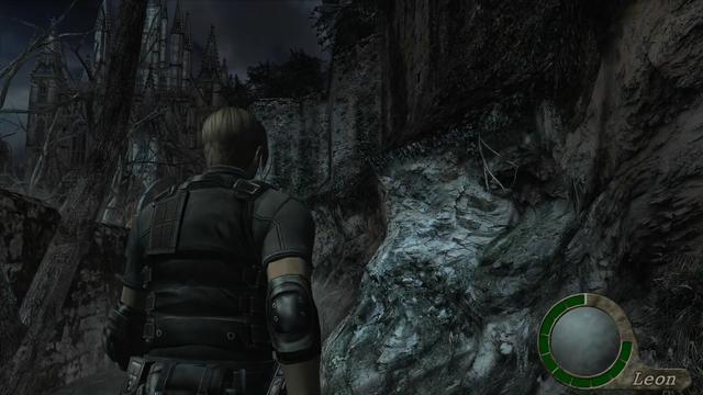 民间《生化危机4》HD版即将完成游戏画面大进化_视频