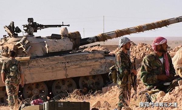 叙军重启军事行动,数架战机发起饱和性空袭,斩首两名叛军将领