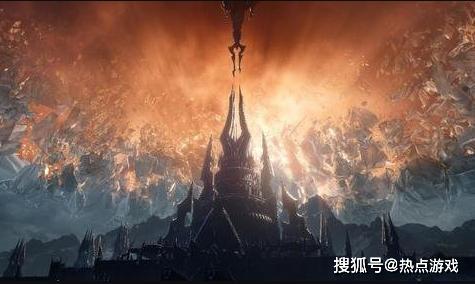"""魔兽世界9.0:大型团本等级压缩曝光,黑庙秒变""""哀嚎"""",有说法"""