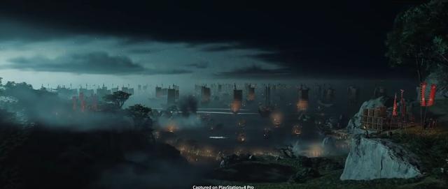 《对马岛之鬼》新CM预告今年6月26日正式发售_蒙军