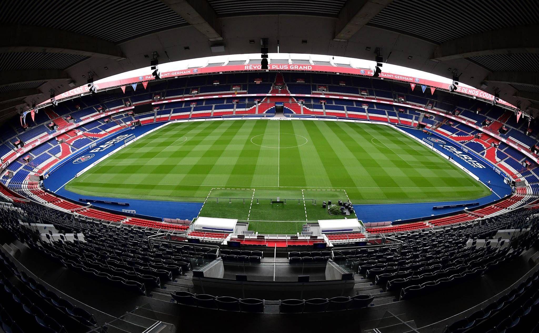 欧冠:巴黎VS多特空场进行 莱比锡热刺正常进行