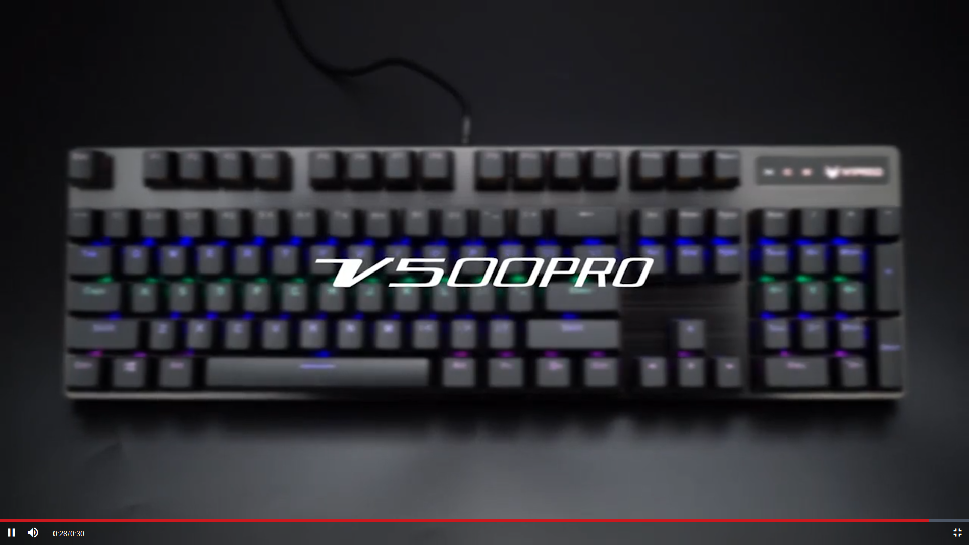 游戏党福音来啦!这款雷柏键盘颜值与实力皆在线不容错过