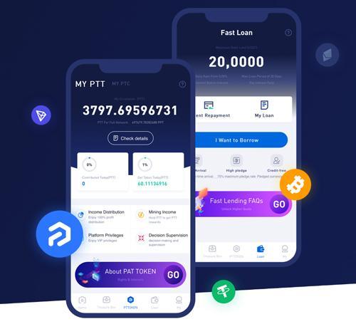 海外平台PatCoin推出区块链游戏+金融新模式_借贷