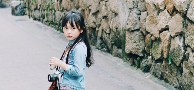 """6岁曾出演""""小芈月""""走红,如今越长越好看!网友:生女儿很幸福"""
