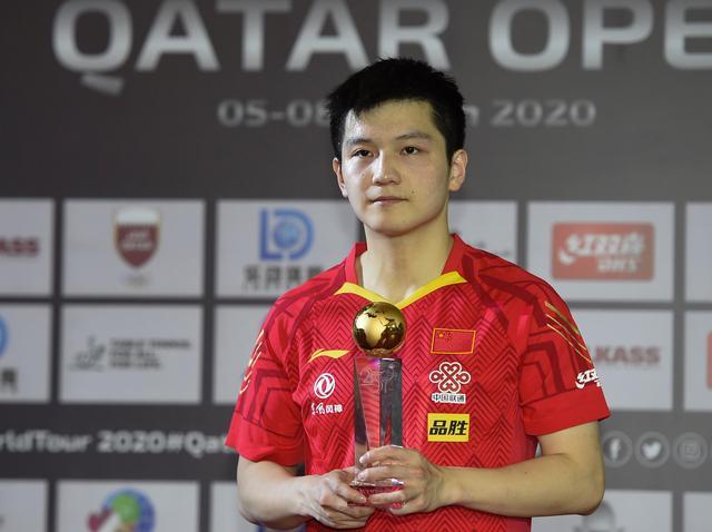 樊振东:赢球因做足困难准备 皮切福德值得尊敬