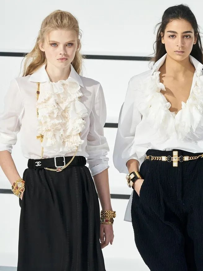 潮时尚|穿上骑士裤,CHANEL教你演绎自在与潇洒的女性力量