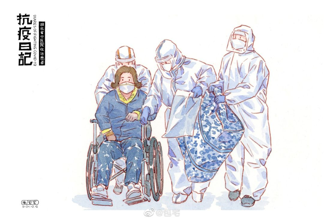 抗疫日记丨吉师为武汉助力图片