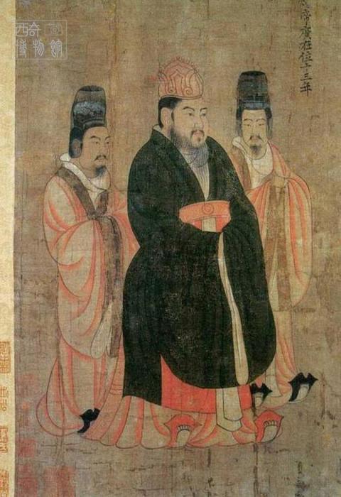 原创            惊人历史巧合:隋炀帝杀哥哥杨勇,1400年后墓被另个杨勇挖塌