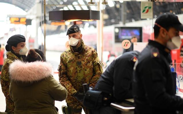全欧确诊逾1.5万病亡人数破500,意大利医生求居民别出门