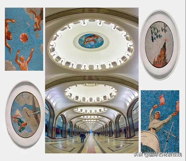 太美了!莫斯科地
