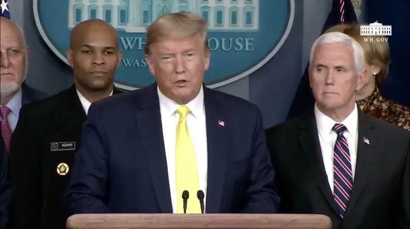 美国确诊人数突破700,白宫正式回应特朗普是否进行新冠病毒检测