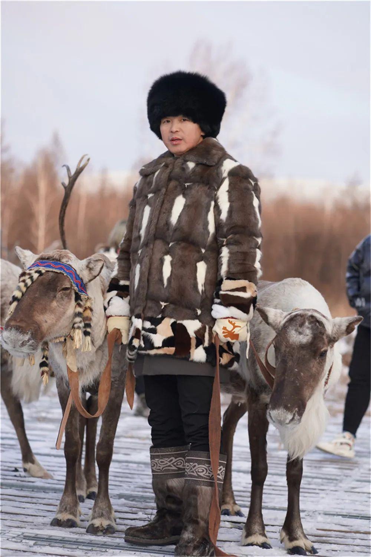 鲜为人知的使鹿部落