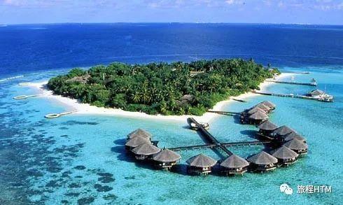 马尔代夫夏日之旅