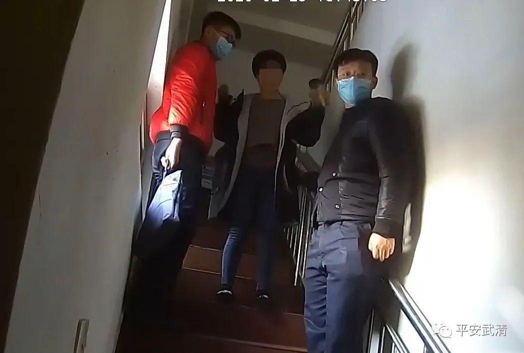 武清9人不带口罩还做这儿事!拘留!
