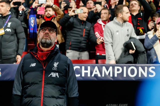 欧冠直播:利物浦VS马德里竞技