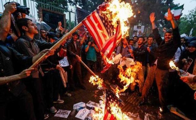 伊朗跟昔日伊拉克、阿富汗不一样,如今美国不敢拿伊朗怎么样