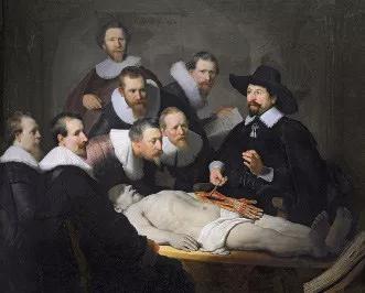 艺术药方:艺术史中的医学、疾病与死亡掠影