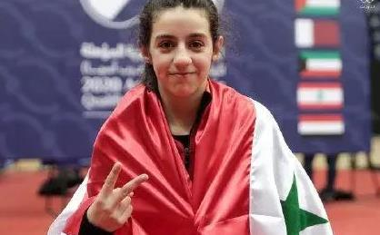 创历史! 11岁叙利亚女童获东京奥运会乒乓球参赛资格
