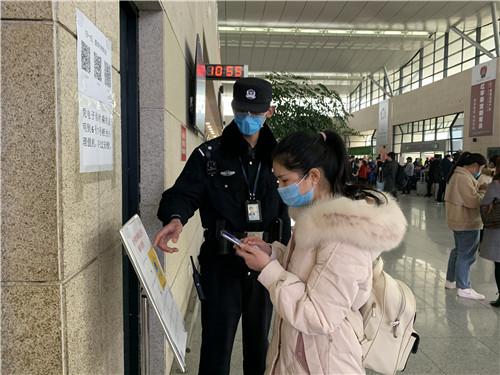 """河南南阳机场警方六项举措护航""""复工空中通道"""""""